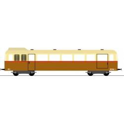 BRISSONNEAU & LOTZ autorail type MORBIHAN