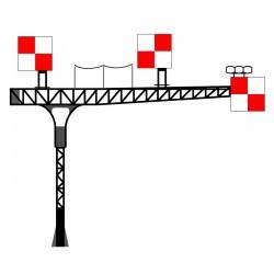 Potence PLM pour 3 voies modèle 1929