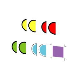 PLM Plaques petit disque