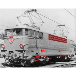 Transkit de surdétaillage BB9201 sur base Roco