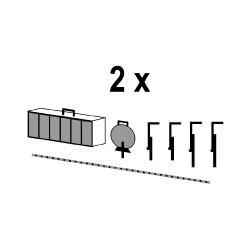 Transkit pour 2D2 5400 ex-Etat HJ / Jouef