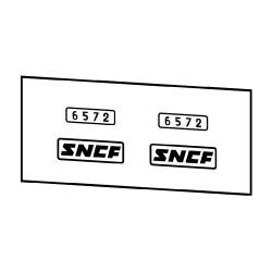 Locomotives électriques SNCF CC 6500