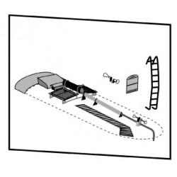 Radiateurs de toit A150D2